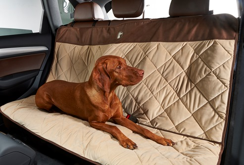 Cross Country Back Seat Cover