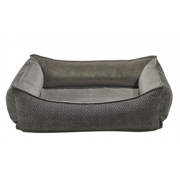 Oslo Ortho Bed Pewter Bones