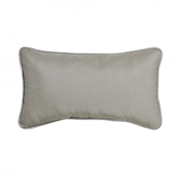 "Outdoor Throw Pillow Rectangular Dune 12""x21"""