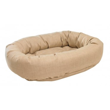 Donut Bed Flax