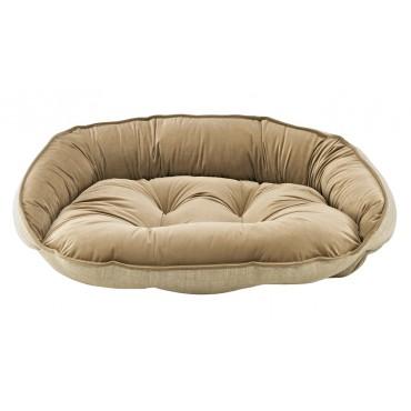 Flax Crescent Bed