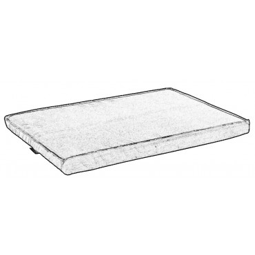 Luxury Crate Mattress - Foam Insert
