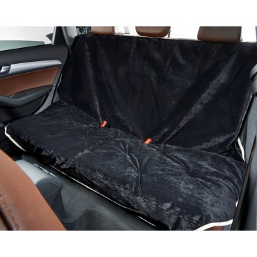 Ebony Back Seat Cover