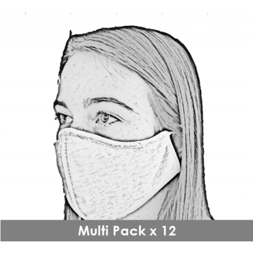 Multi Pack 12 - plse specify color and size in ORDER COMMENTS at Checkout