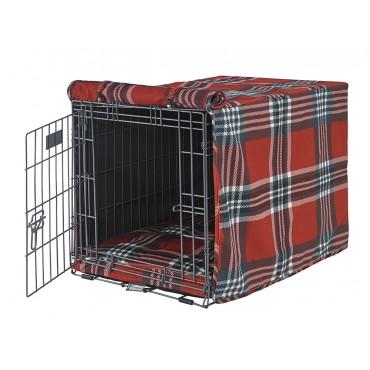 Crate Cover Royal Troon Tartan