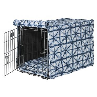 Crate Cover Shibori