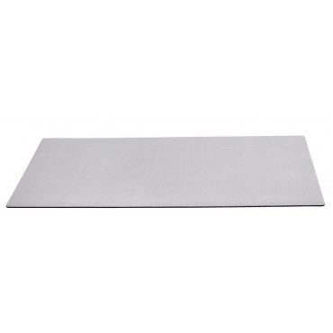 Designer Door Mat Silver Treats