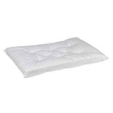 Snowflake Tufted Cushion