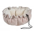Buttercup Blush (Ivory Sheepskin)