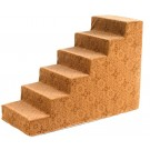 Pet Steps Pecan Filigree (6 Step)