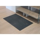 Doormat Cosmic Grey Print