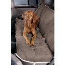 Taupe Back Seat Cover