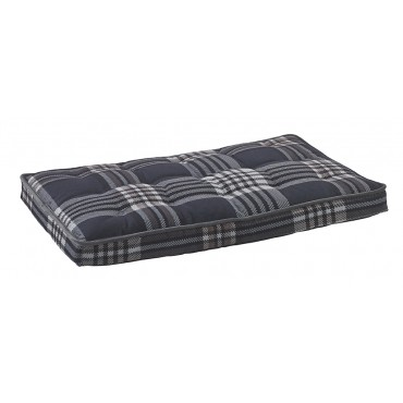 Luxury Crate Mattress Greystone Tartan