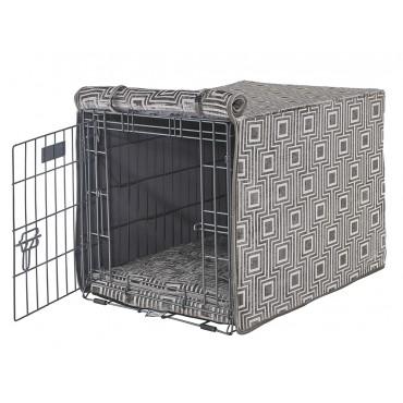 Luxury Crate Cover Cafe au Lait