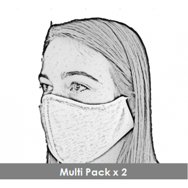 Multi Pack 2 - plse specify color and size in ORDER COMMENTS at Checkout