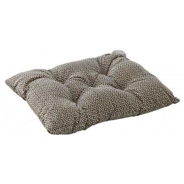Double Donut Tufted Cushion