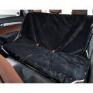 Ebony Back Seat Cover