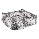 Dutchie Bed Onyx Toile