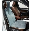 Elephant Blue Single Seat Cover