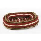 Donut Bed Bowser Stripe