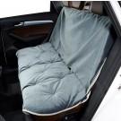 Elephant Blue Back Seat Cover