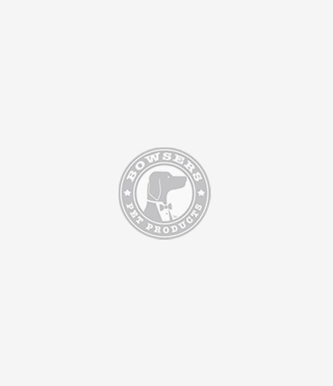 Crescent Bed Greystone Tartan