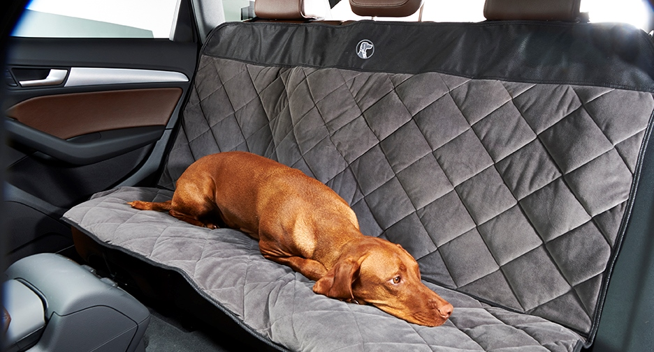Quilted Back Seat Covers!