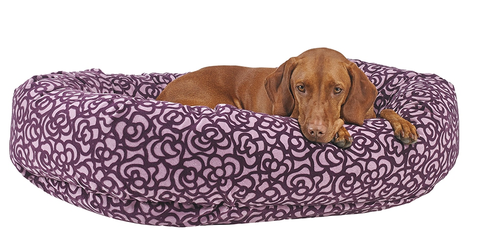 Mulberry Donut Bed